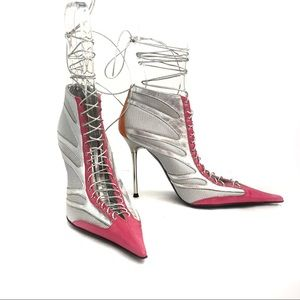 Gianmarco Lorenzi Shoes - Gianmarco Lorenzi sporty booties